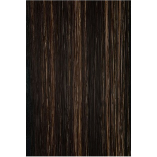 Hairaisers Funky Diva Colour Flash  Mocha Chocolate( 21 verschiedene Farben)