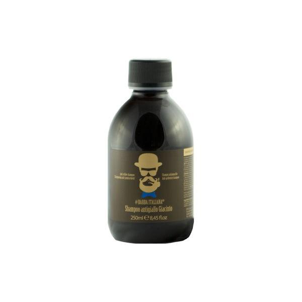 Barba Italiana Giacinto Anti Yellow Shampoo 250ml