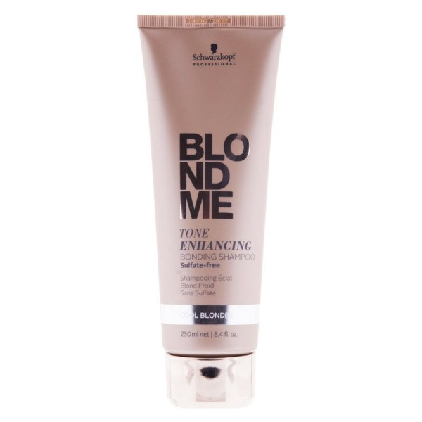 BlondMe Tone Enhancing Bonding Shampoo Cool Blondes