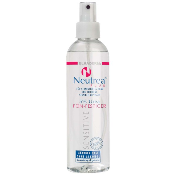 Neutrea Sensitiv 5% Urea Fön-Festiger 250 ml