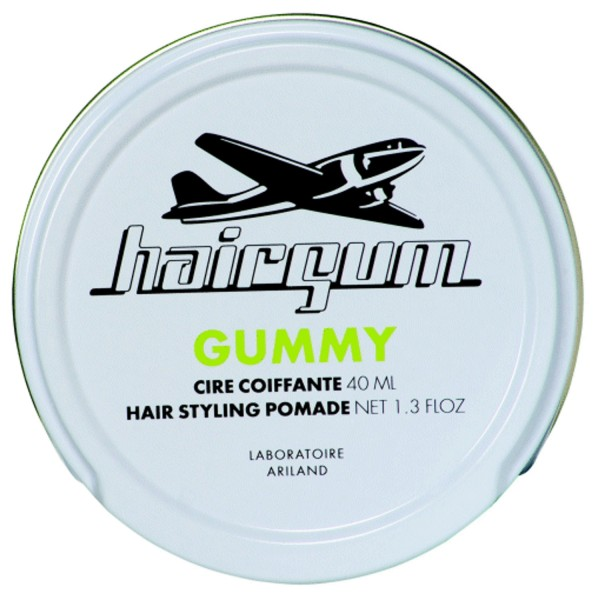 Hairgum Gummy Pomade Wax 40g