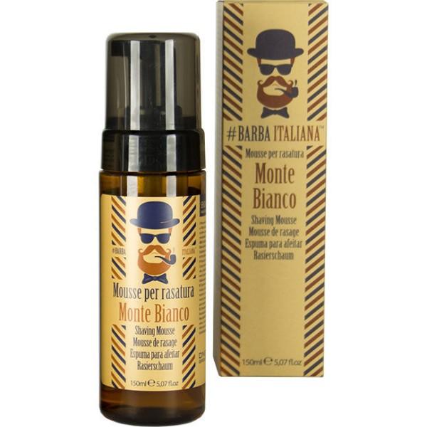 Barba Italiana Monte Bianco Rasierschaum 150 ml