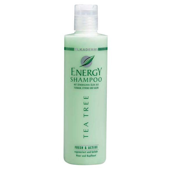 Elkaderm Tea Tree Energy Shampoo 250ml