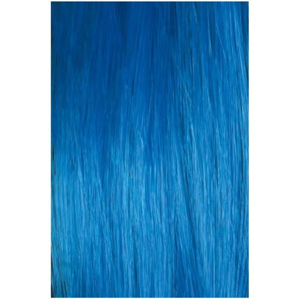 Hairaisers Hair Clips Funky Diva Colour Flash blau ( 21 verschiedene Farben)