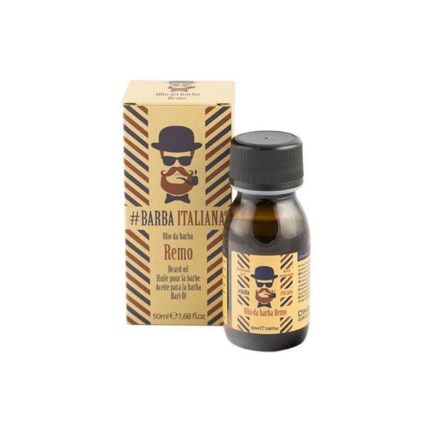 Barba Italiana Remo Bartöl 50ml