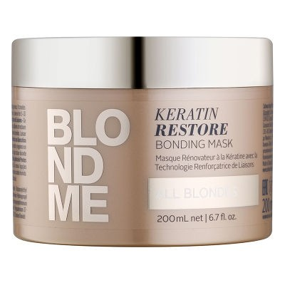 BlondMe All Blondes Keratin Restore Bonding Mask 200ml