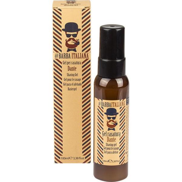 Barba Italiana Dante Rasier Gel 100 ml