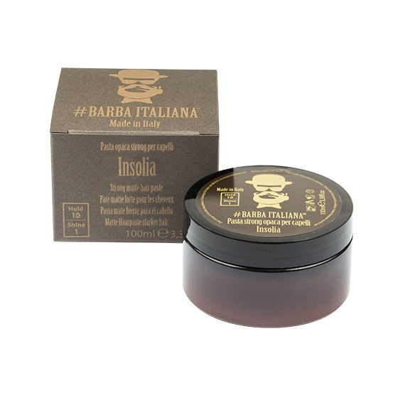 Barba Italiana Insolia Matt Paste strong 100ml