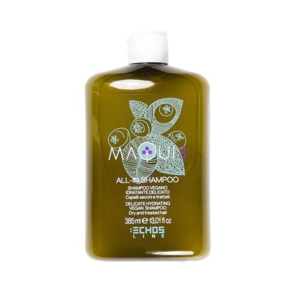 Echosline Maqui 3 All-In Shampoo 385ml