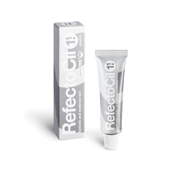 RefectoCil Augenbrauenfarbe Graphit 1.1 - 15ml