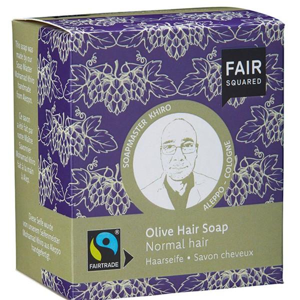 Fair Squared Hair Soap - Olive (Normal Hair)