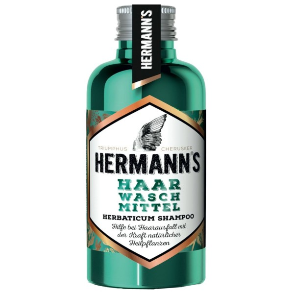 Hermann's Hebaticum Shampoo 200ml
