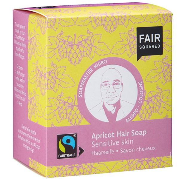 Fair Squared Hair Soap - Apricot (Sensitive Skin)