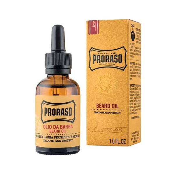 Proraso Bart Öl 30 ml