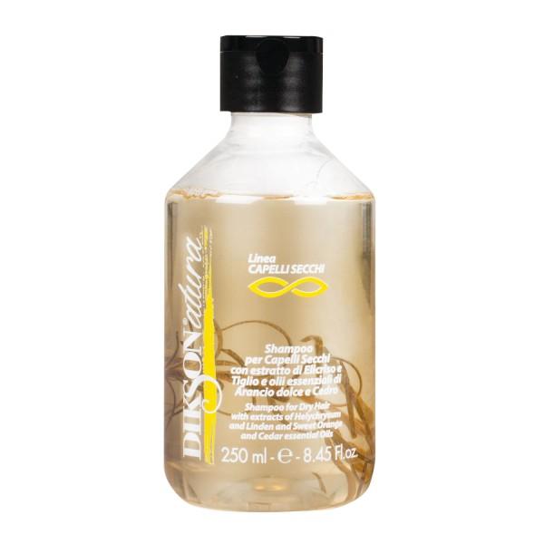 Dikson Natura Shampoo für trockenes Haar 250ml