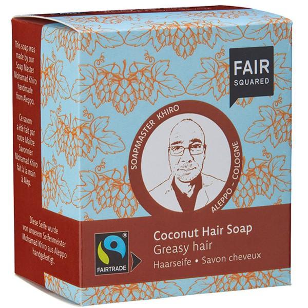 Fair Squared Hair Soap - Coconut (Greasy Hair)