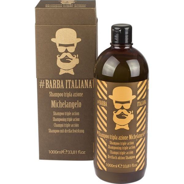 Barba Italiana Michelangelo Shampoo 1000 ml