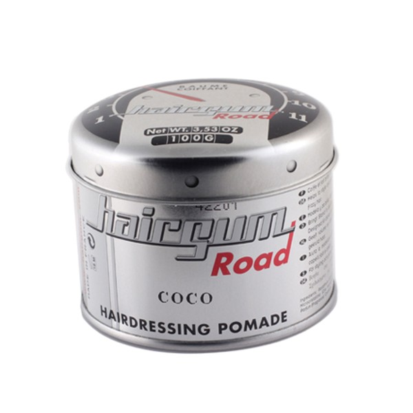 Hairgum Road Cocos Pomade 100g