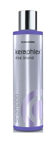 Keraphlex Cleansing Shampoo Ice Blond 200ml