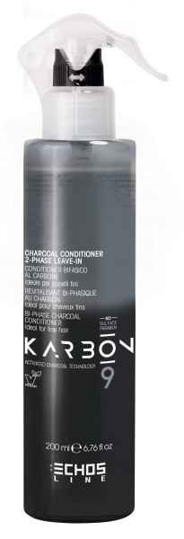 Echosline Karbon 9 Leave-in Conditioner 200ml